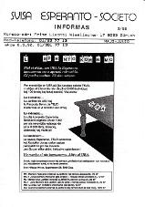 SES informas, 1992-3, majo-junio