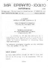 SES informas, 1993-2, marto-aprilo