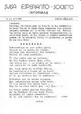 SES informas, 1995-4, julio-aŭgusto