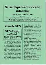 SES informas, 1999-2, aprilo-majo