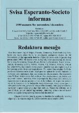 SES informas, 1999-5, novembro-decembro