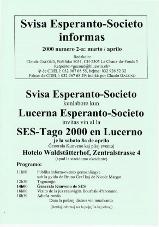 SES informas, 2000-2, marto-aprilo