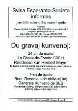 SES informas, 2001-2, marto-aprilo