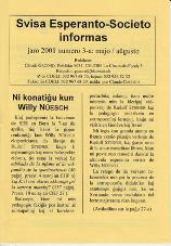 SES informas, 2001-3, majo-aŭgusto