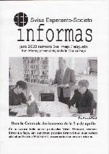 SES informas, 2003-3, majo-aŭgusto