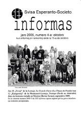 SES informas, 2005-4, oktobro