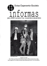 SES informas, 2006-5, novembro-decembro