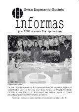SES informas, 2007-2, aprilo-junio