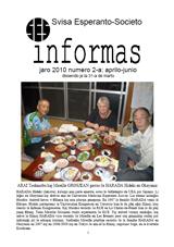 SES informas, 2010-2, aprilo-junio