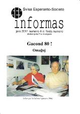 SES informas, 2011-4, aŭgusto,festa numero