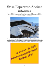 SES informas, 2014-1, januaro-februaro